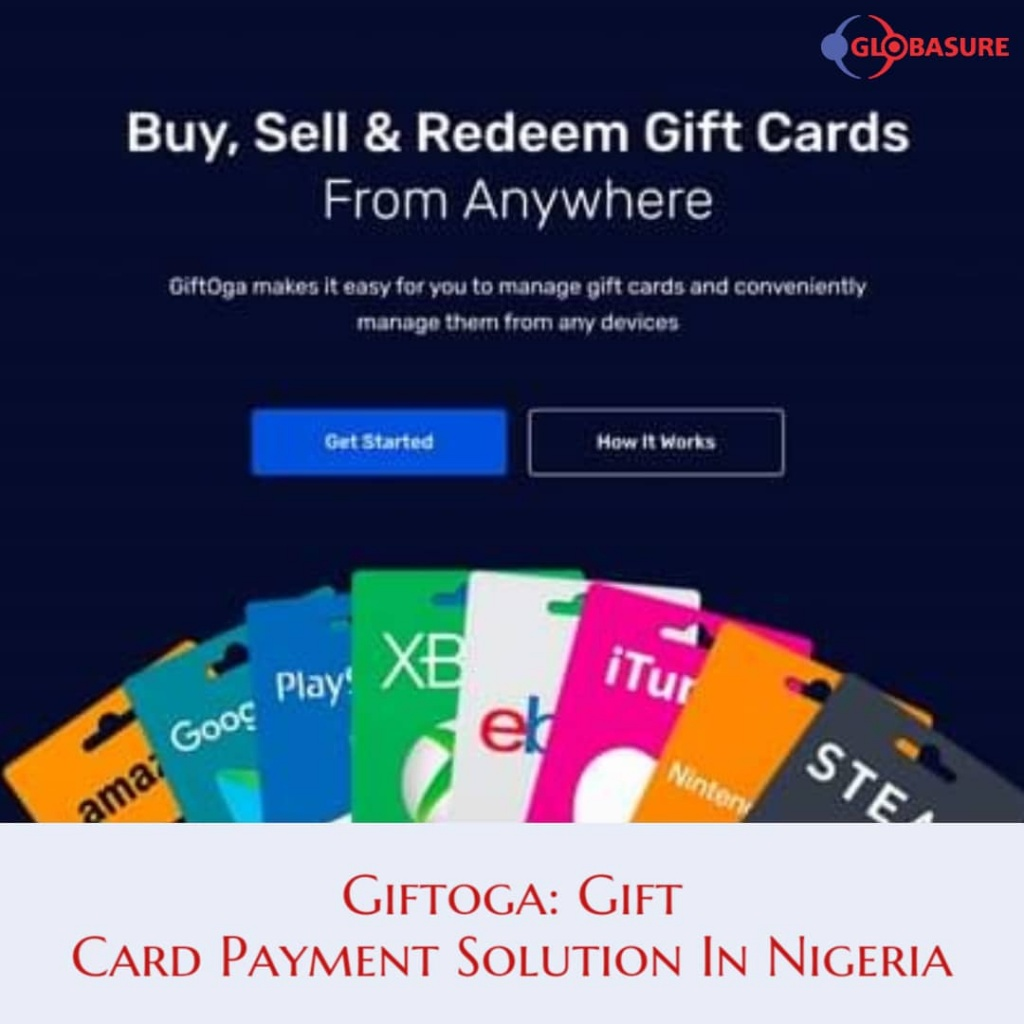 Giftoga: Gift Card Payment Solution In Nigeria