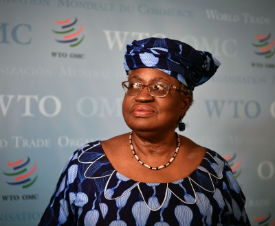 Nigeria's Ngozi Okonjo-Iweala appointed WTO director-general