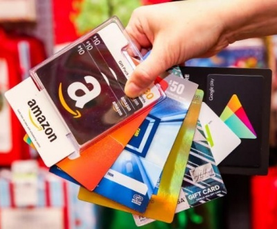 4 Advantages Of Gift Cards